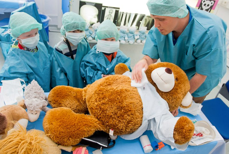 Wie sich die Krankenkassen ein