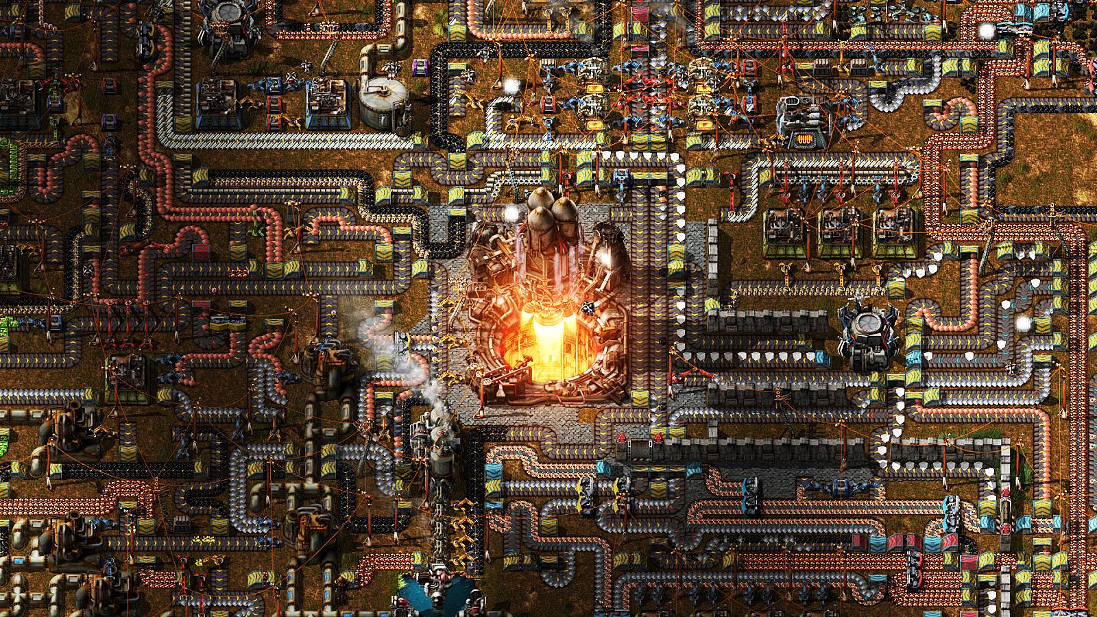 Quot Factorio Quot Im Test Das Fabrikspiel Das Steam Begeistert