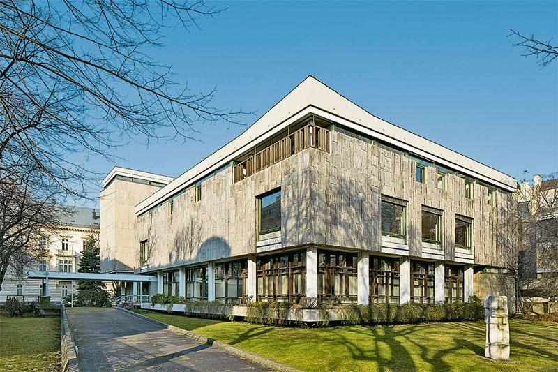 Deutsche botschaft in wien das ende der frohen botschaft architektur stadt - Deutsche architektur ...