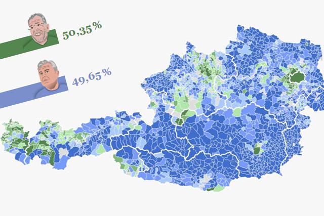 präsidentenwahl österreich ergebnisse