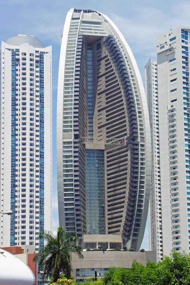Das Immobilienimperium des Donald Trump - Bauwerke ...