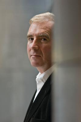 Journalist und Autor: Robert Harris.