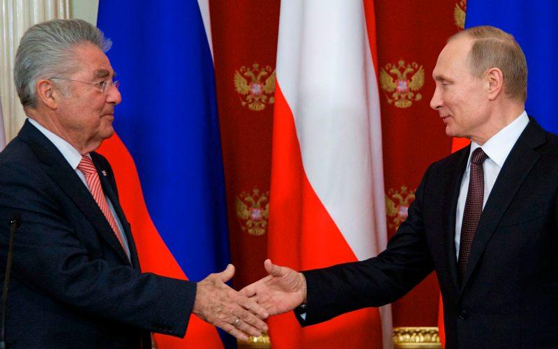 Russland-Sanktionen vernichteten in Europa 400.000 Jobs