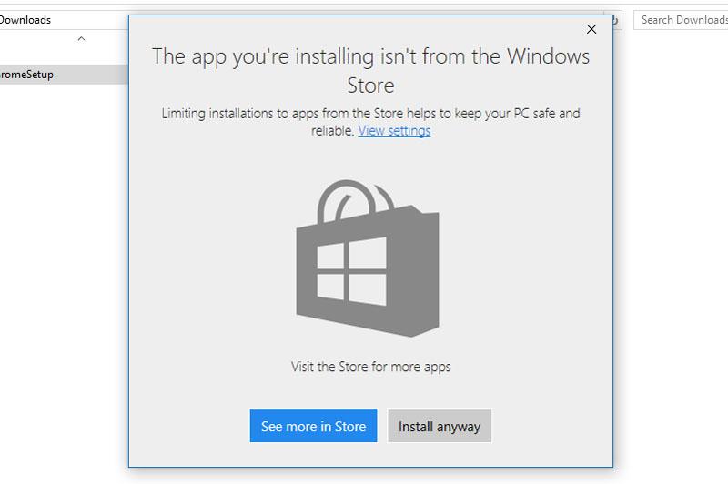 Windows app store anmelden