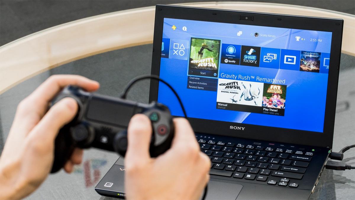 playstation now bringt ps4-games bald auch auf windows-pc - games, Wohnzimmer