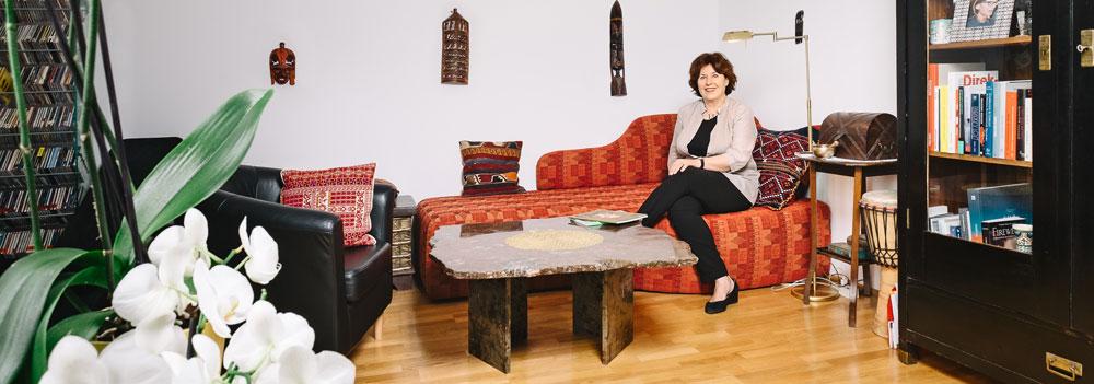 erst in england habe ich gelernt zu wohnen wohngespr ch immobilien. Black Bedroom Furniture Sets. Home Design Ideas