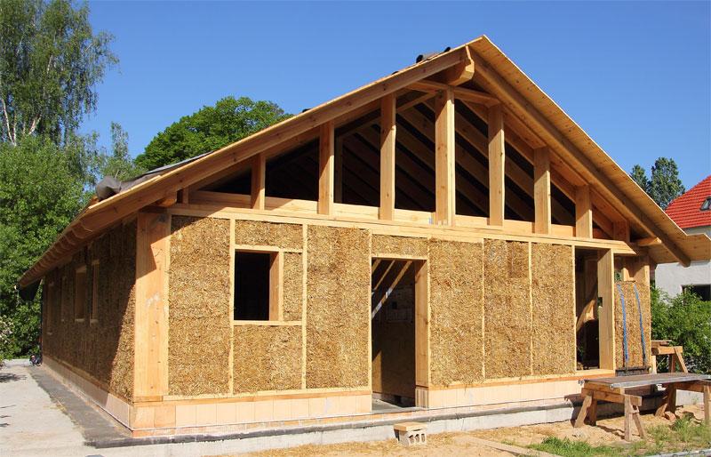 Stroh, Holz, Kork: Was Wissen Sie über Nachwachsende Baustoffe?   Bauen U0026  Wohnen   DerStandard.at U203a Immobilien