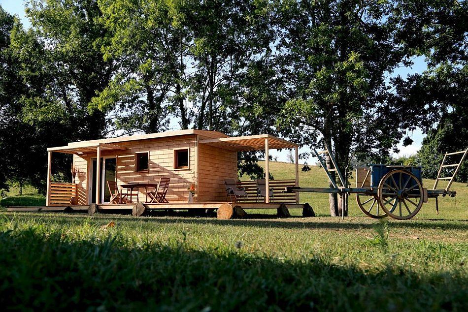 Brikawood: Ein Haus aus Holzbausteinen - Bauen & Wohnen ...