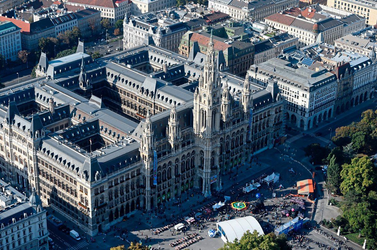Wien 1 6 milliarden euro neue schulden in nur drei jahren for Design schule wien