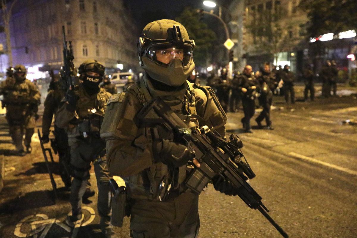 Polizeieinheiten verweigerten Einsatz im Schanzenviertel