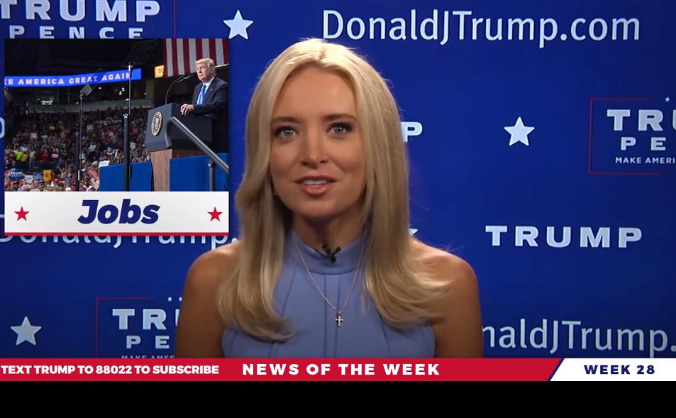 """Ehemalige CNN-Kommentatorin moderiert Trumps """"Real News"""""""