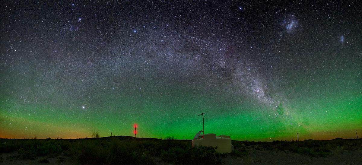 Besucher aus fernen Galaxien: Forscher lösen 50 Jahre altes Rätsel