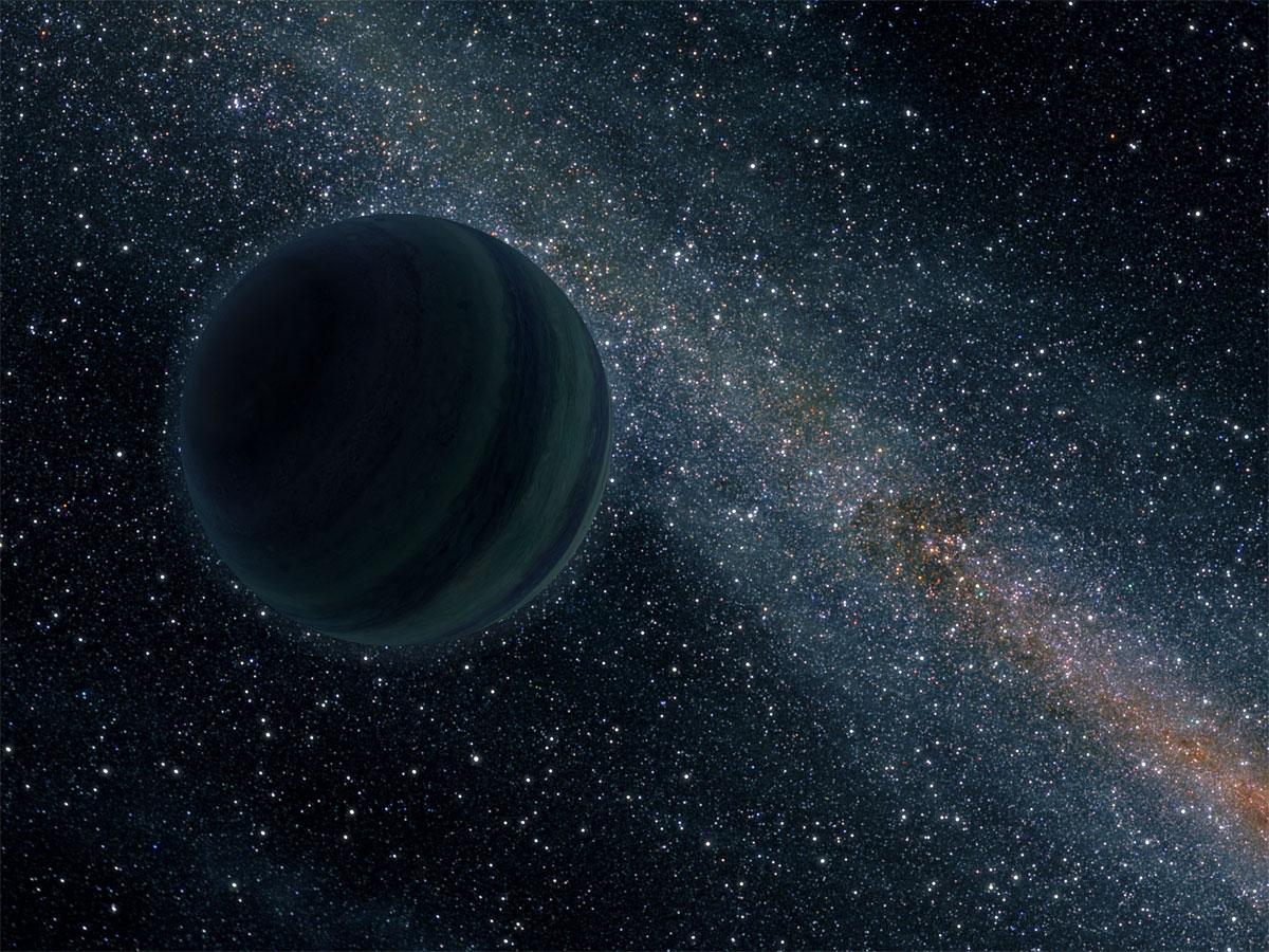 Die gezielte Suche nach Planet Neun hat begonnen