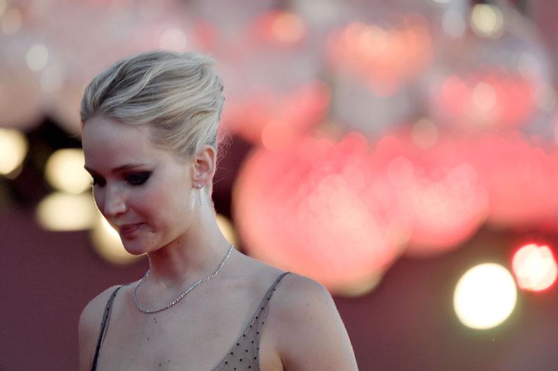 Jennifer Lawrence: Ich musste mich nackt fotografieren