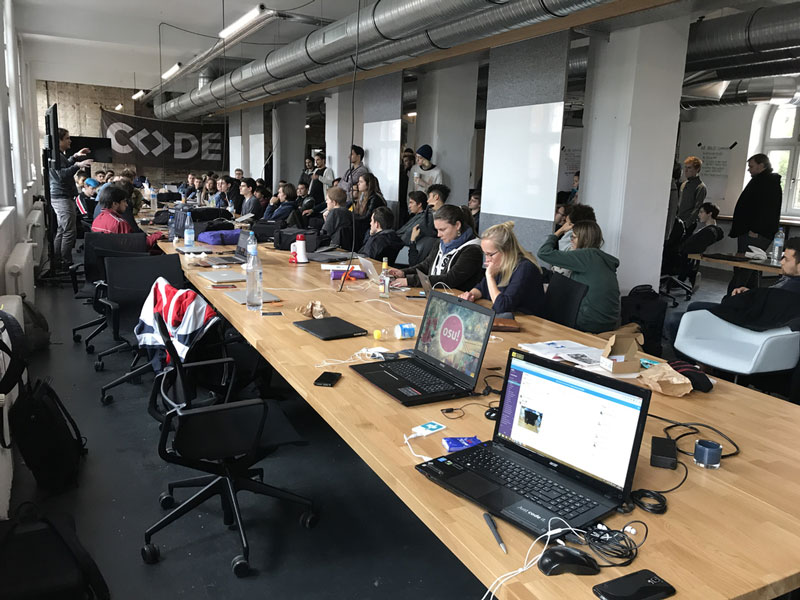 Code university
