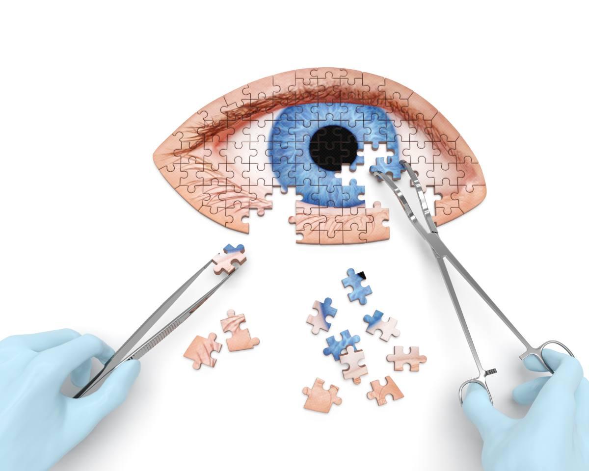 Was das Auge über die Gesundheit verrät