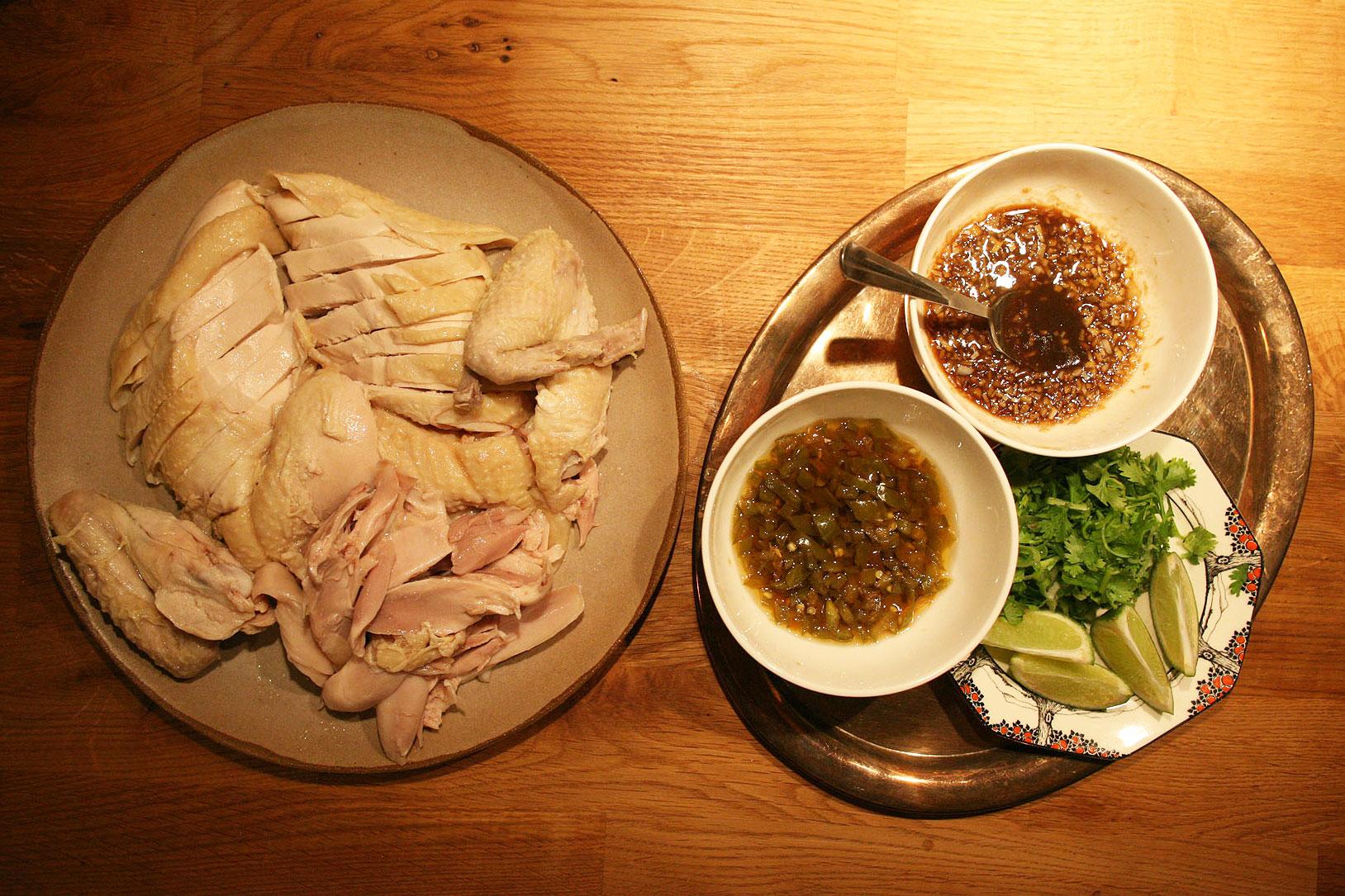Gruß aus der Küche - Unverschämt köstlich: Hühnerreis Hainan