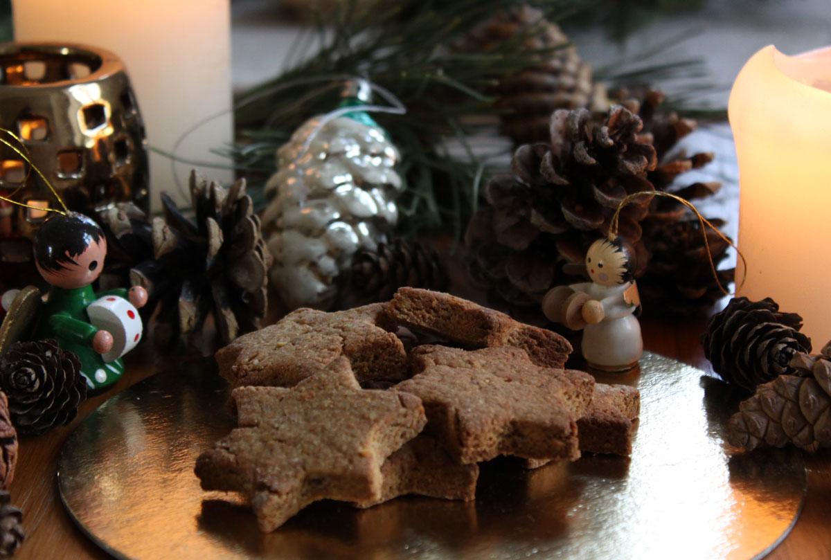 Ausprobiert: Weihnachtskekse ohne Zucker