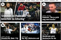foto: sport1.de screenshot