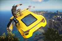 screenshot: just cause 3