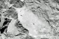 foto: esa/rosetta/mps for osiris team mps/upd/lam/iaa/sso/inta/upm/dasp/ida