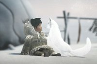 screenshot: never alone