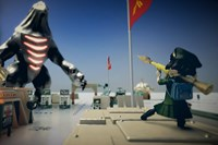 screenshot: the tomorrow children