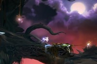 screenshot: ori and the blind forest