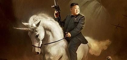 foto: glorious leader