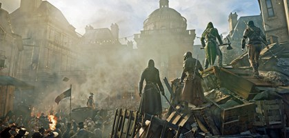 screenshot: assassin's creed uniy
