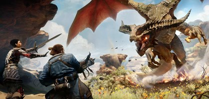 screenshot: dragon age inquisition