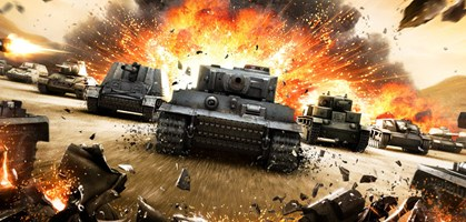 screenshot: world of tanks