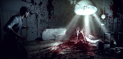 "screenshot: ""the evil within"""