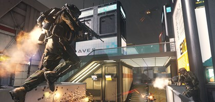"screenshot: ""call of duty: advanced warfare"""