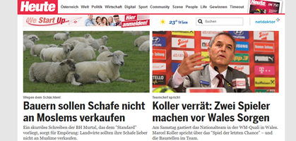 foto: heute.at screenshot