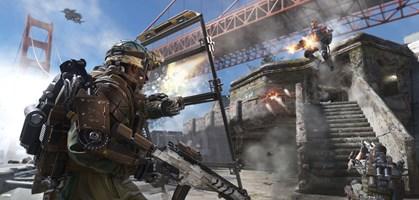 screenshot: call of duty: advanced warfare