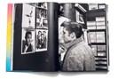 """aufschlagseite aus alfred wertheimers """"elvis""""-monografie, fotografiert von lukas friesenbichler"""