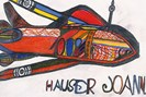 foto: ausschnitt aus johann hauser, flugzeug, 1974 © privatstiftung – künstler aus gugging
