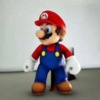 Super Mario in der Unreal Engine 4
