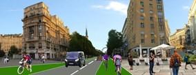 grafik: grüne leopoldstadt