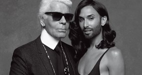 foto: karl lagerfeld/cr fashion books