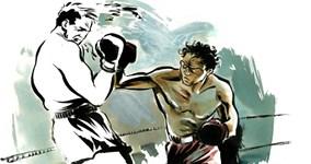 foto: der boxer/reinhard kleist/carlsen verlag