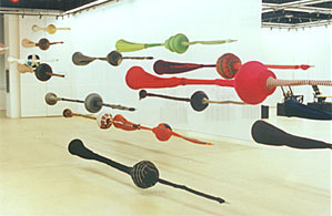 Yin Xiuzhen,  Armoury (2007)