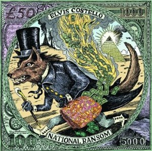 "Elvis Costello ""National Ransom"" (Universal)"
