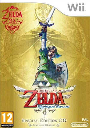 """The Legend of Zelda: Skyward Sword"" ist für Wii erschienen."