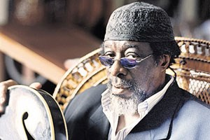 "Blues-Experte James ""Blood"" Ulmer"