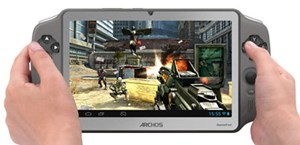 Archos GamePad nutzt Android