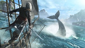 "Walfang in ""Assassin's Creed 4: Black Flag"""