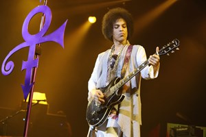The artist formerly known as The Artist formerly Known as Prince.