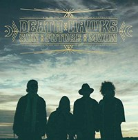 Death Hawks – Sun Future Moon (Svart)